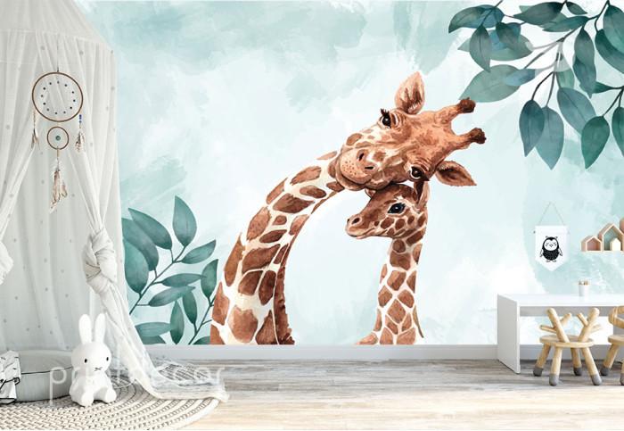Портрет жирафи
