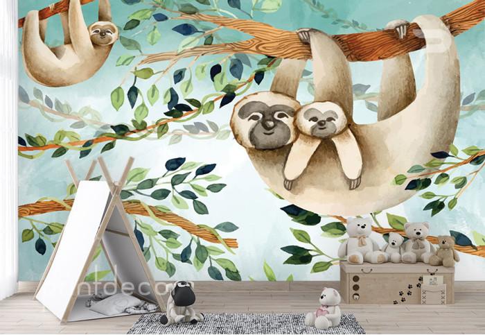 Щастливите ленивци