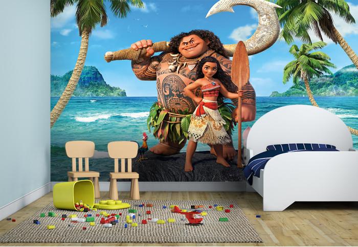 Ваяна и Мауи